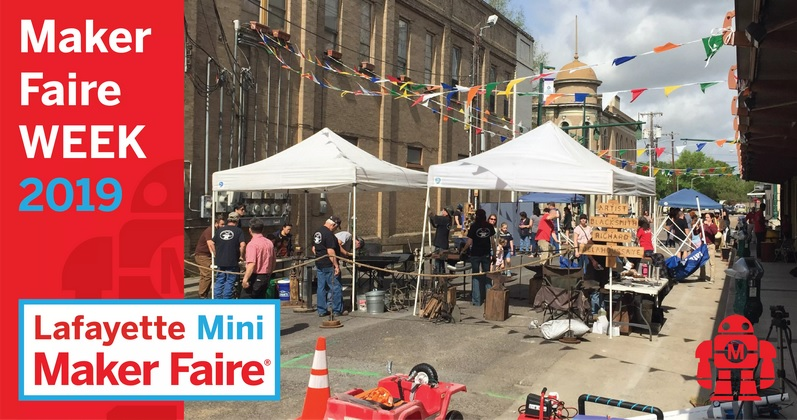 Lafayette Maker Faire, the second one!